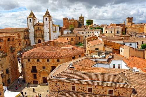 Free Tour Cáceres, Ciudad de las tres culturas