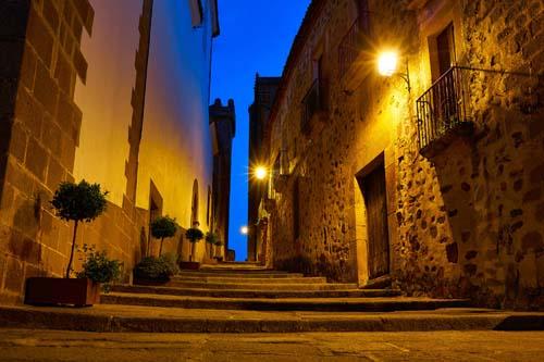 Free Tour Cáceres, misterios y leyendas