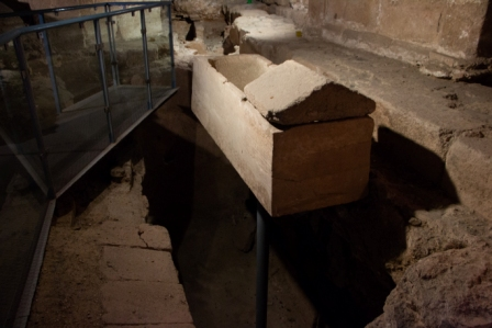 Cripta Sta Eulalia